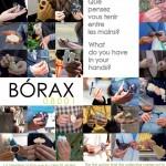 Bórax08001 Projects: Flyer Exposition Bórax08001 @ Mons