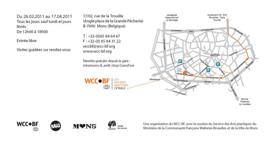 Localisation Exposition Bórax08001 @ Mons
