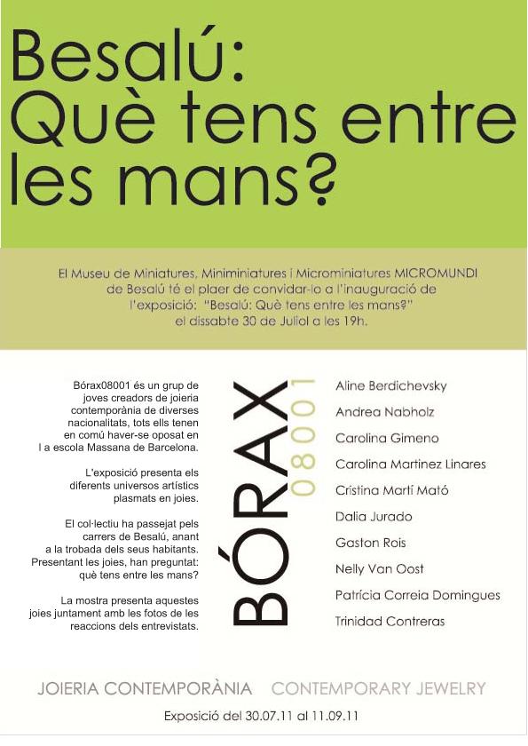 Flyer Expo Besalú Bórax08001