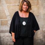 Claire-Lavendhomme-con-pieza-Brune-Boyer-EN
